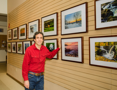 Connecticut Nature and Landscape Photography Gallery at Naugatuck Public Library.