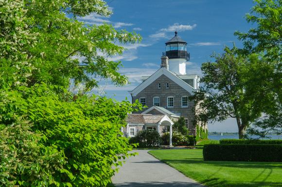 Morgan Point Lighthouse