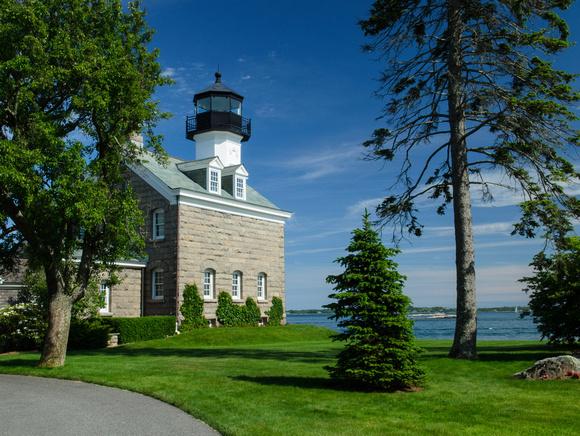 Morgan Point Lighthouse II