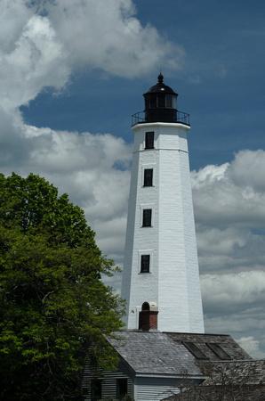 New London Harbor Lighthouse IV