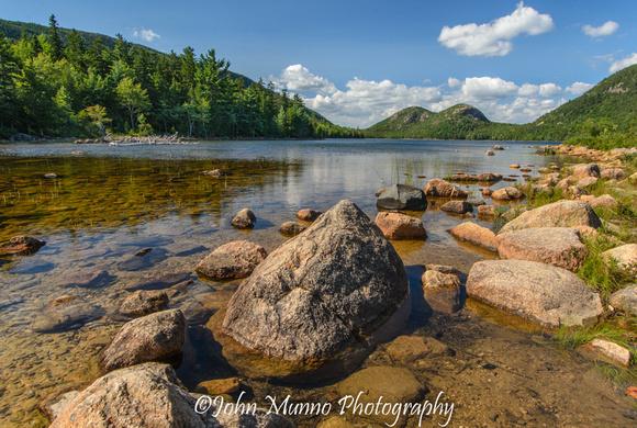 Jordon Pond Acadia National Park