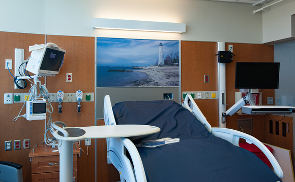 Photo art for hospital and medical centers