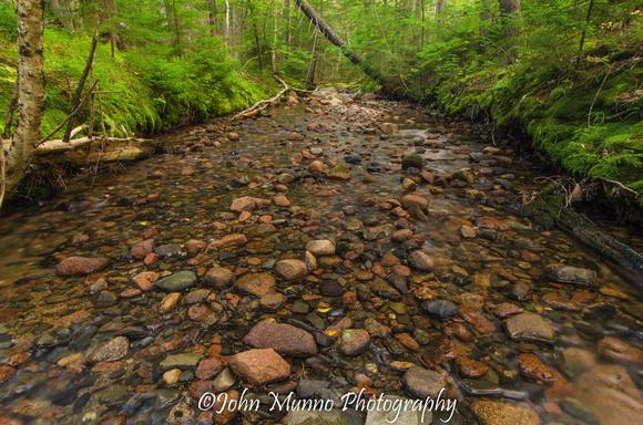 Stream Acadia National Park