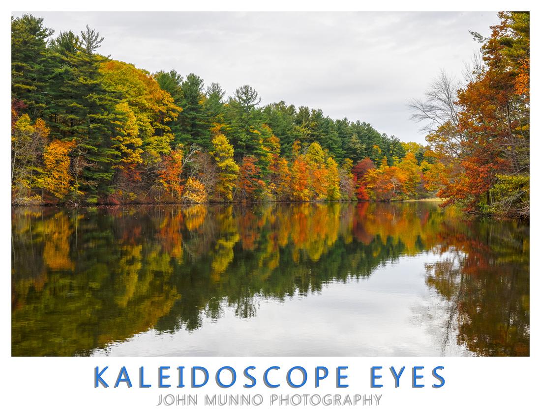 Kalaidascope eyes