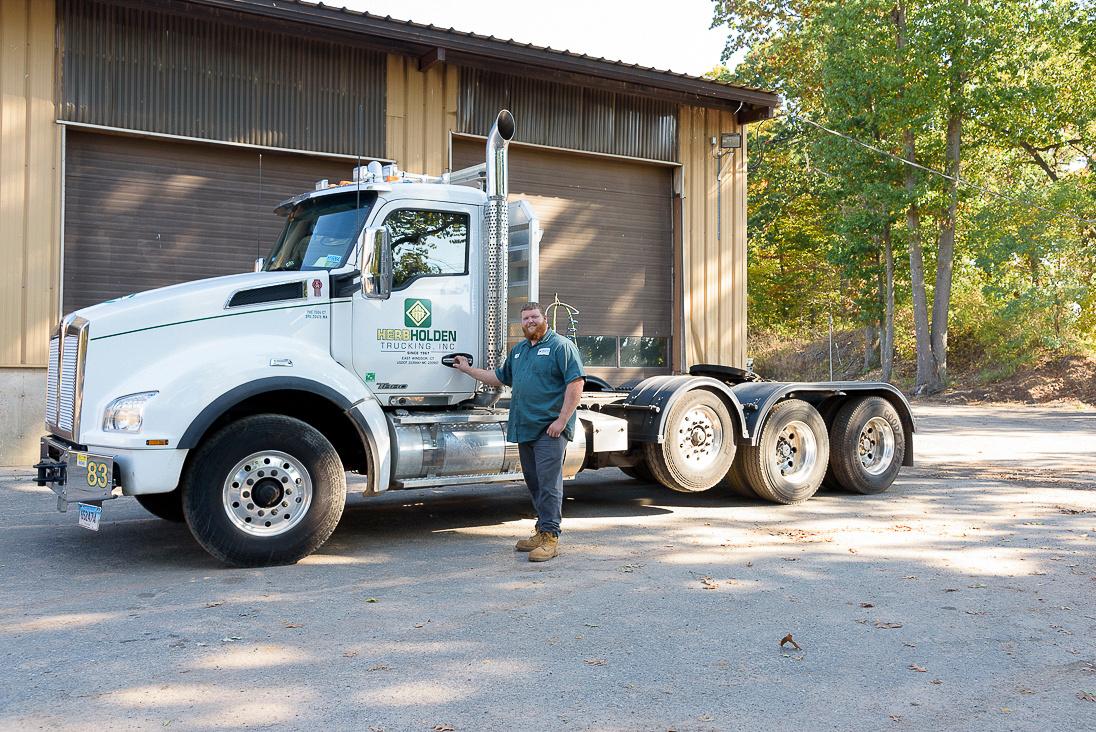 Herb Holden Trucking 25