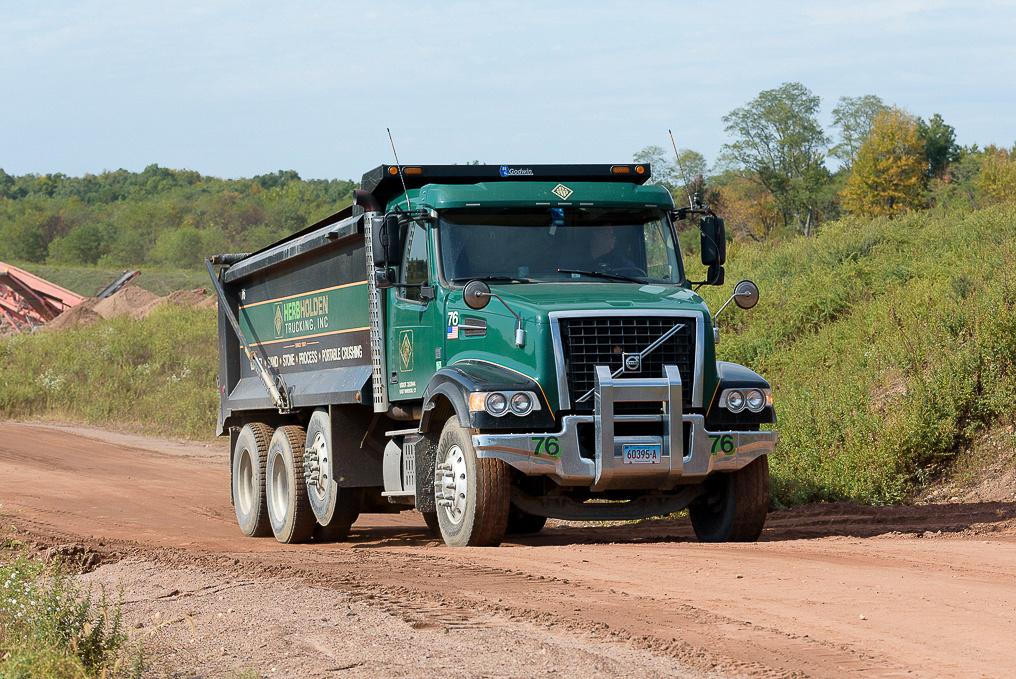 Herb Holden Trucking 74
