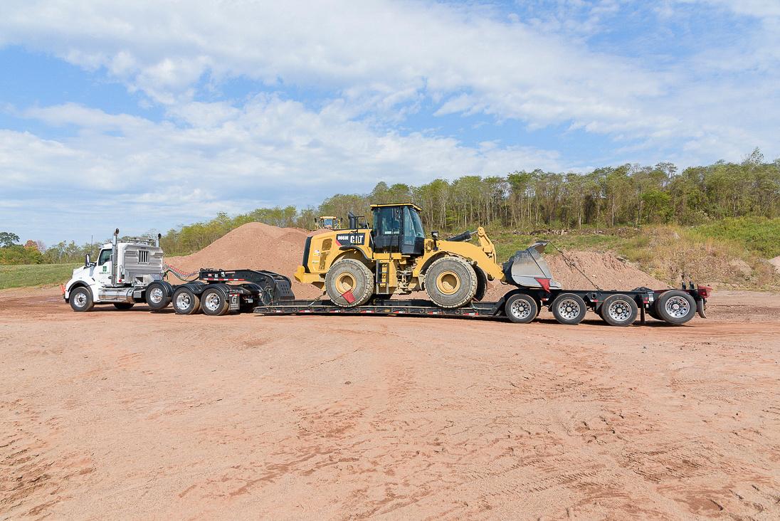 Herb Holden Trucking 145