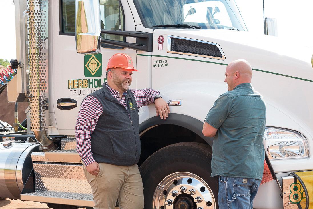 Herb Holden Trucking 166