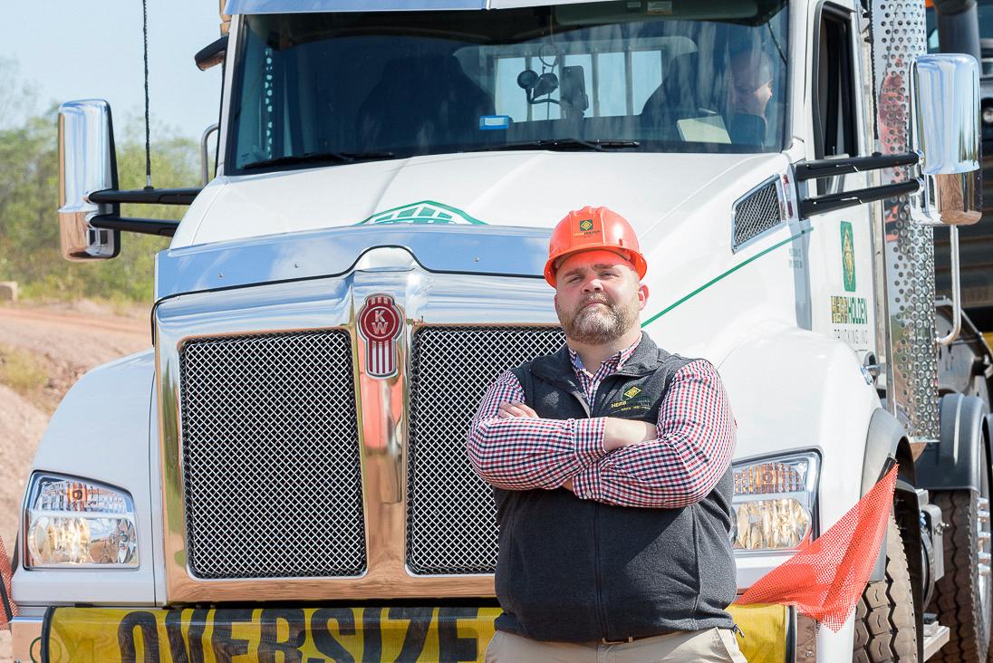Herb Holden Trucking 160