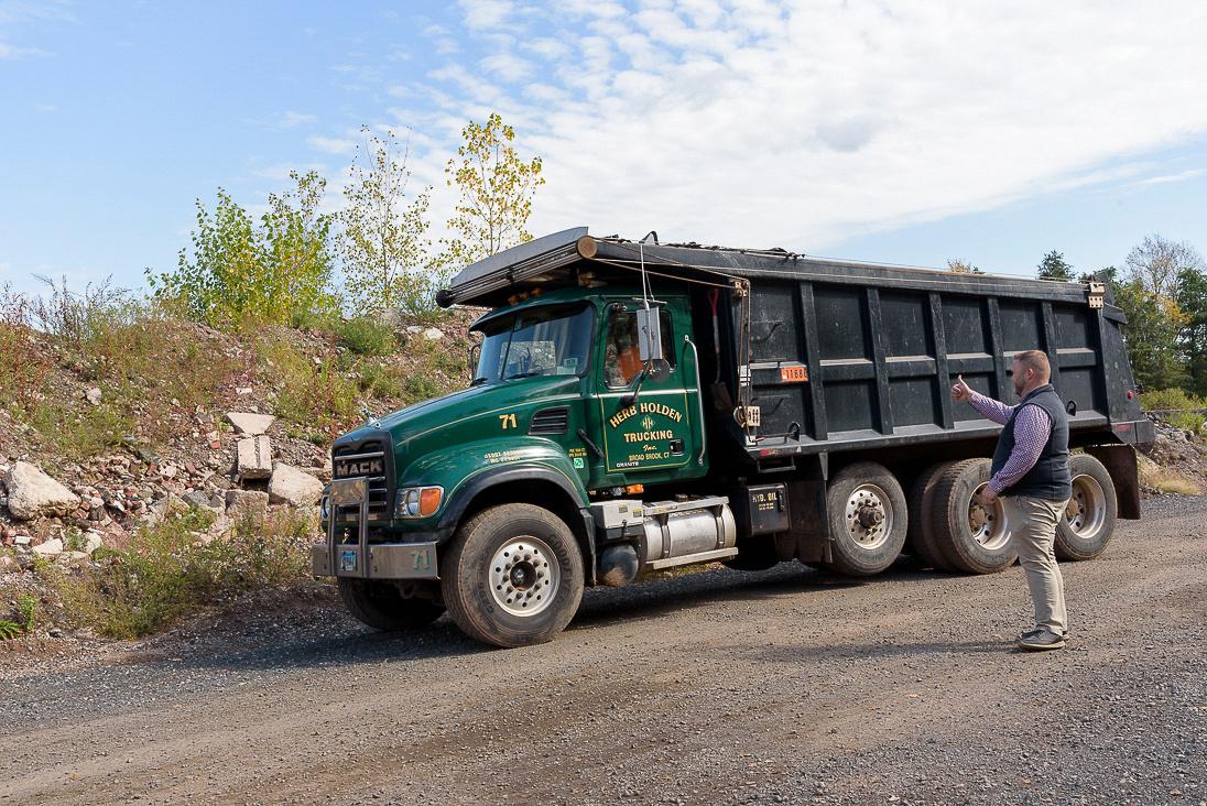 Herb Holden Trucking 291