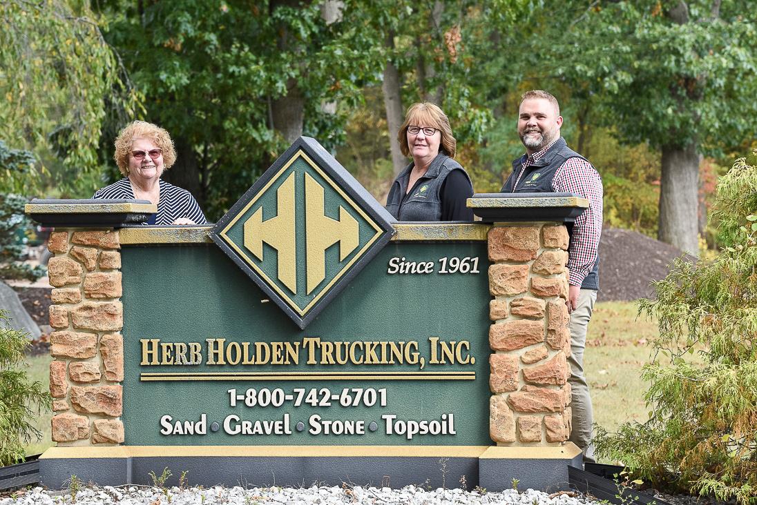 Herb Holden Trucking 378