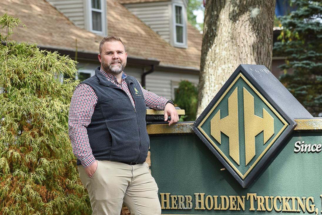 Herb Holden Trucking 382