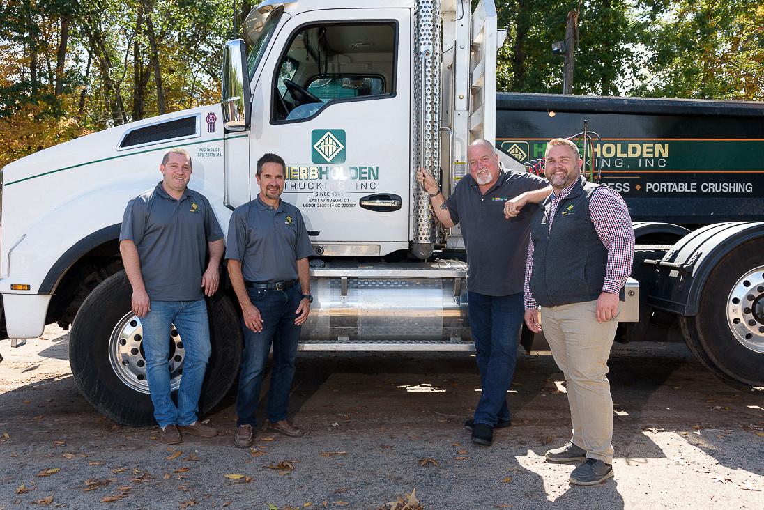 Herb Holden Trucking 429