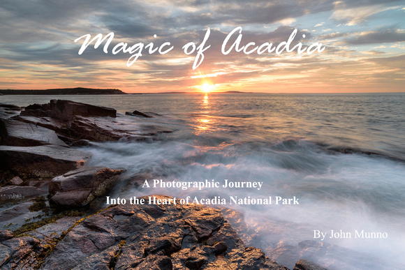 Magic of Acadia Book Table of Contents