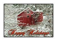 Local Connecticut Artist Christmas Cards