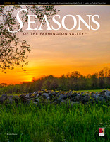 Seasons Magazine Cover Farmington Valley