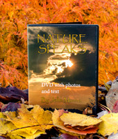 Nature Speaks DVD about environmental conservation and