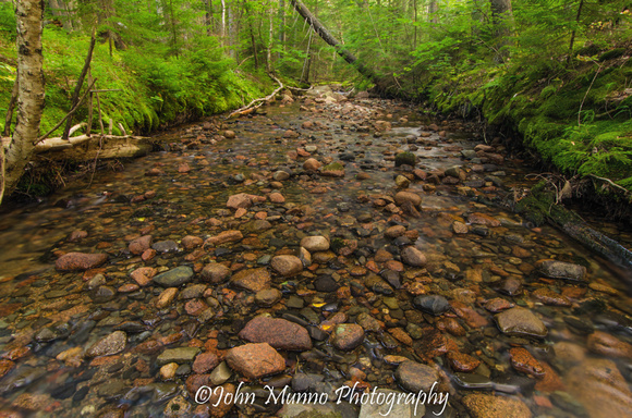Stream Acadia National Park