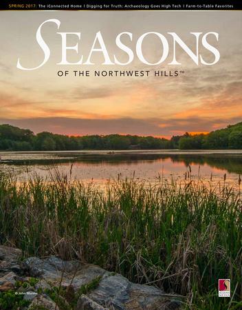 Seasons Magazine Cover Northwest Hills