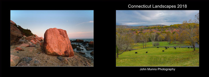 Connecticut Coffee Table Book of Nature Photos 2018