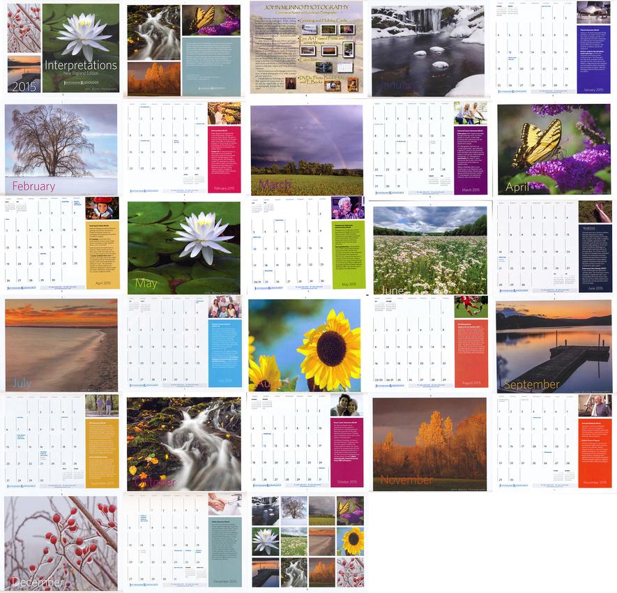 whole calendar
