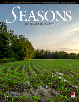 Seasons Magazine Cover Glastonbury