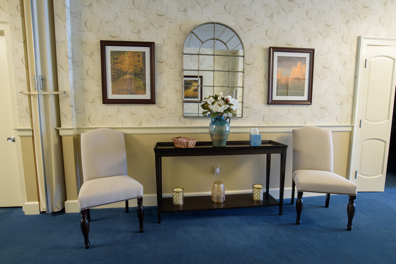 Connecticut Funeral Home Healing Art Photography