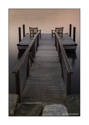 Lake Waramaug Greeting Card