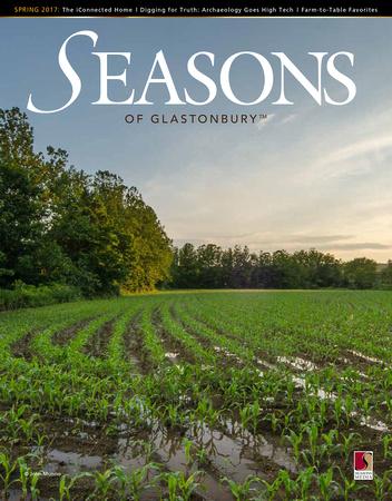 Seasons Magazine Cover Glastonbury